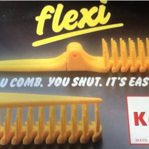 Flexi comb Karina made in Italy